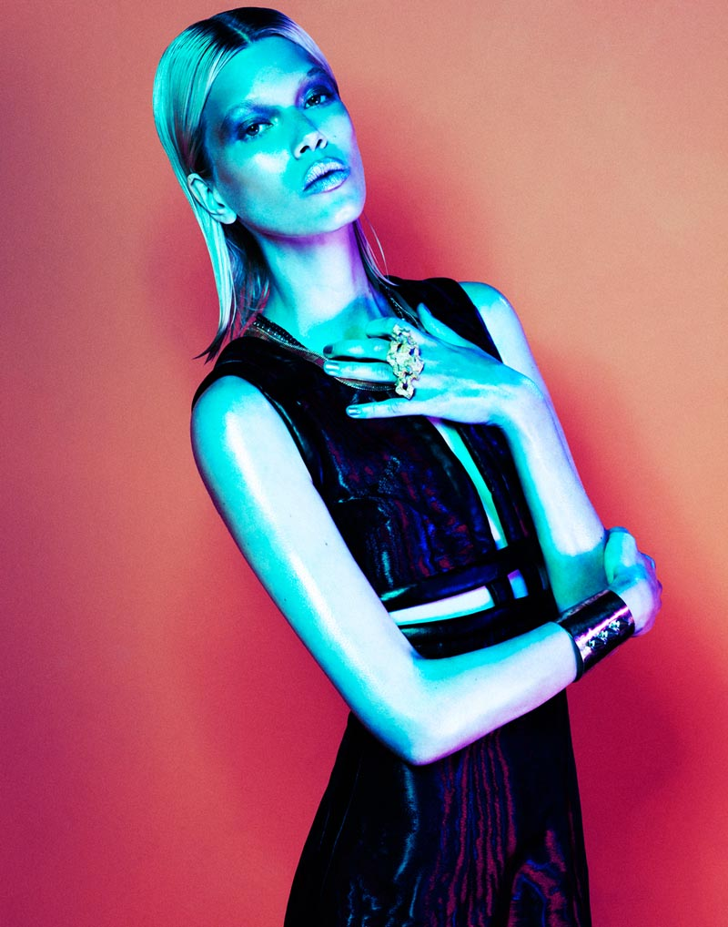 love2 Kat Cordts by Daniel Nadel in Love Stoned for Fashion Gone Rogue
