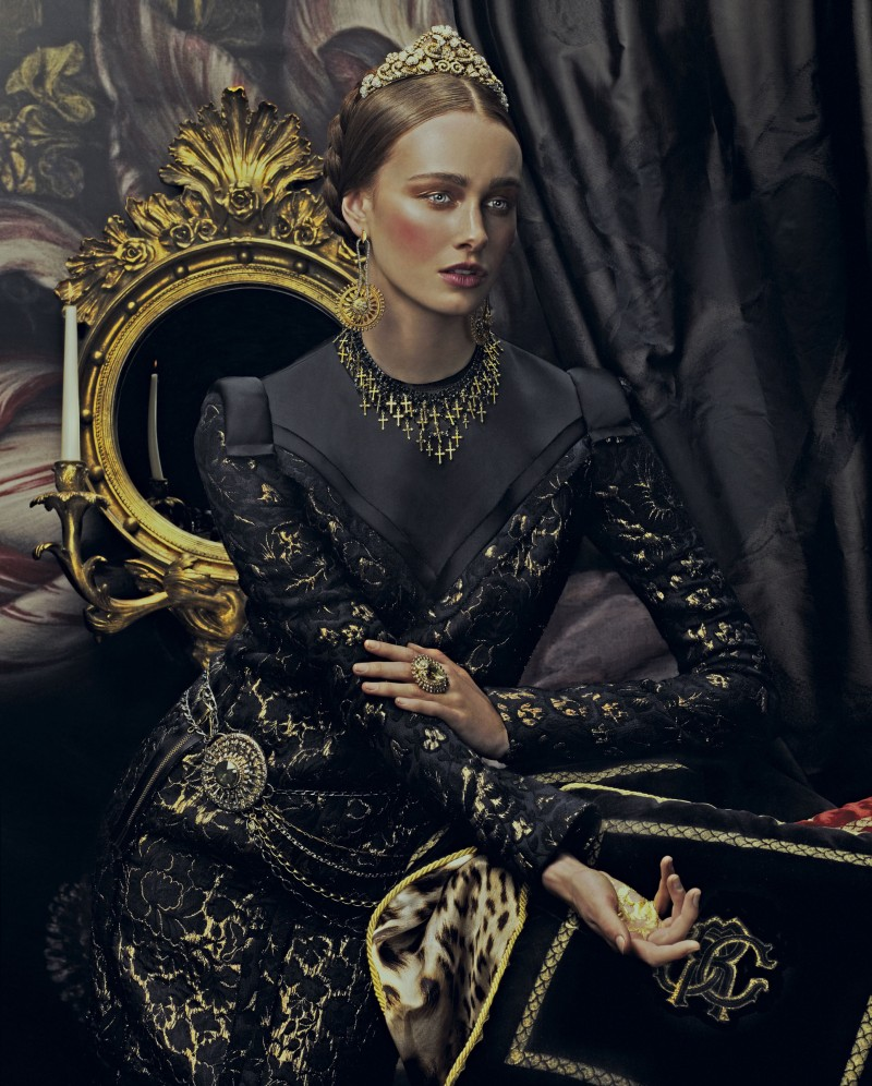 baroque5 Andrew Yee Captures Baroque Style for How to Spend It Magazine