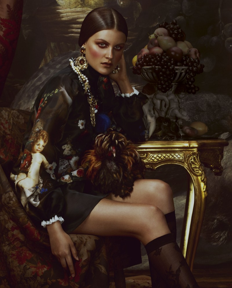 baroque7 Andrew Yee Captures Baroque Style for How to Spend It Magazine