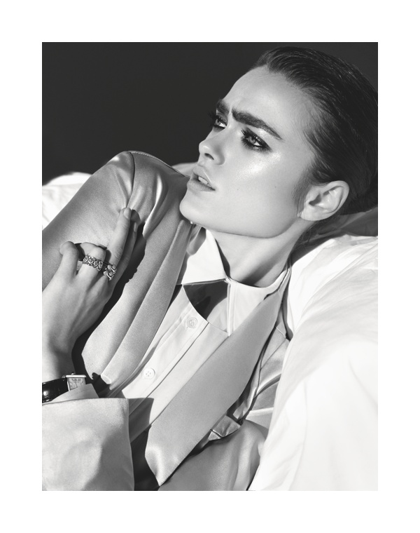 sophie vlaming7 Sophie Vlaming by Philip Riches for <em>Marie Claire Netherlands</em> March 2012