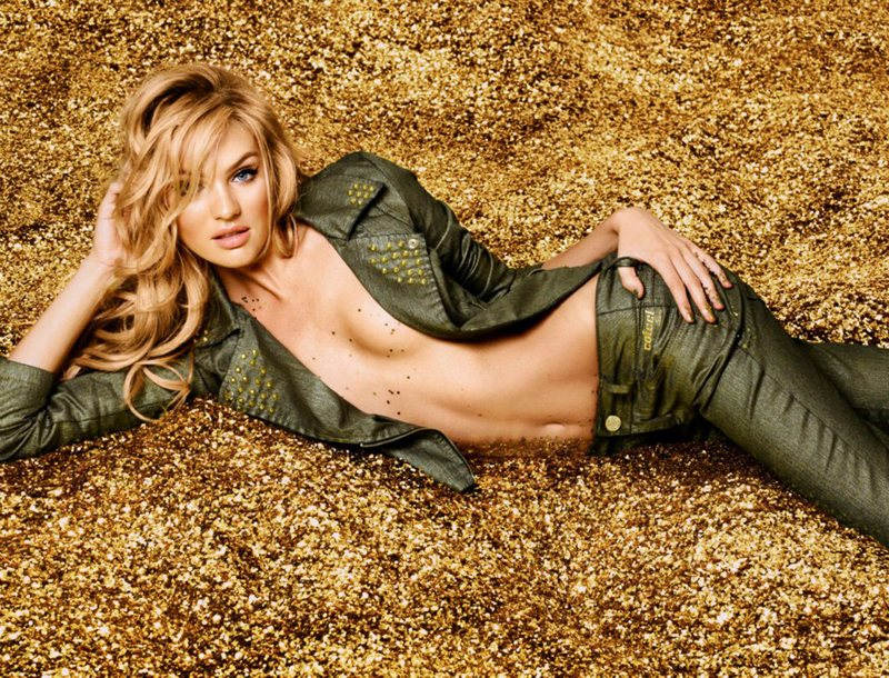 candice swanepoel6 Candice Swanepoel is Golden Sexy for Colccis Luxury Campaign by Fabio Bartelt