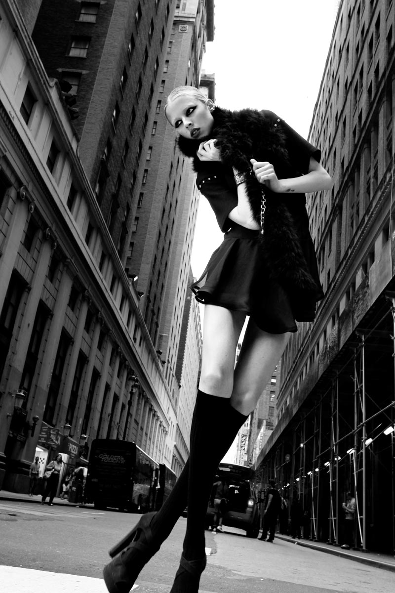 new york2 Charlie Paille by Antia Pagant in New York State of Mind for Fashion Gone Rogue