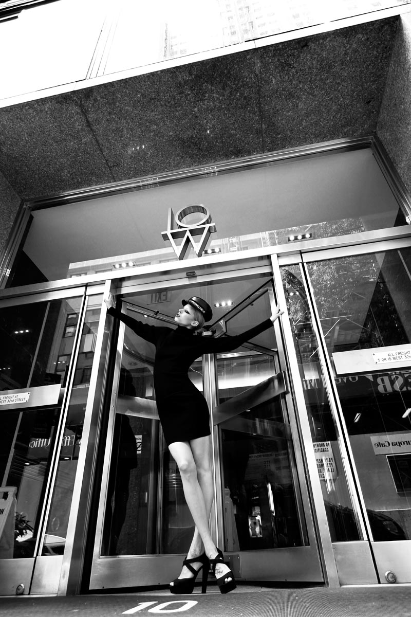 new york9 Charlie Paille by Antia Pagant in New York State of Mind for Fashion Gone Rogue