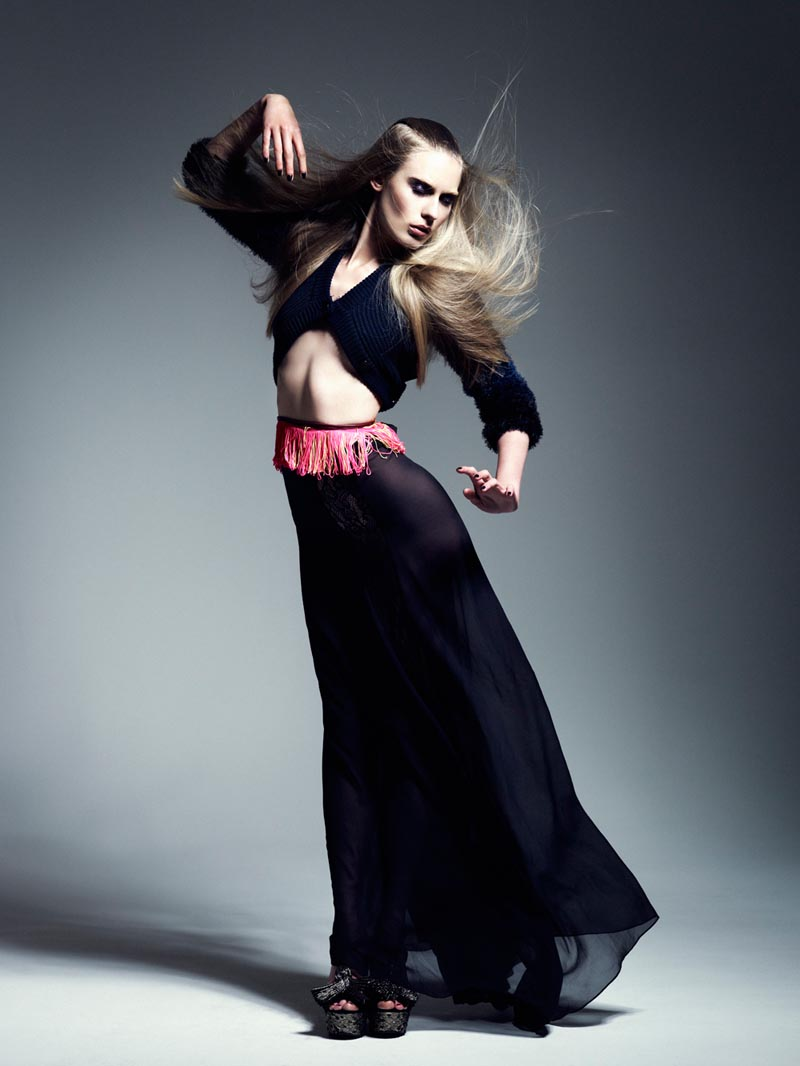 flamenco10 Annie by Johan Nilsson in Flamenco for Fashion Gone Rogue