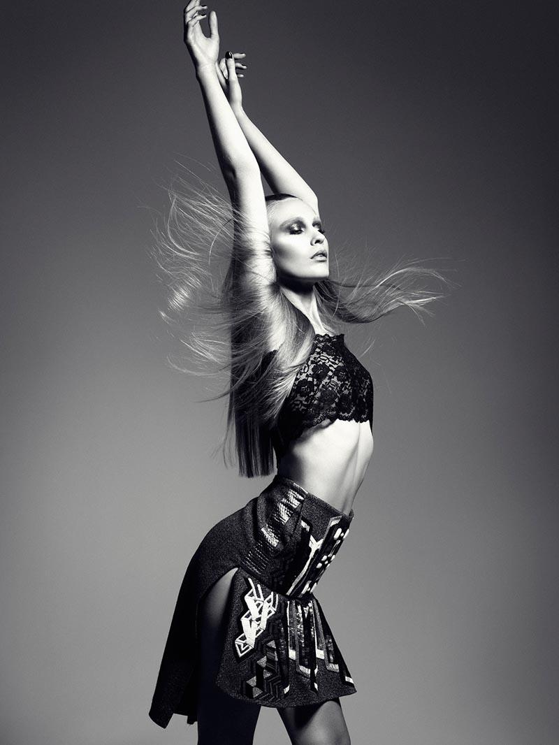 flamenco5 Annie by Johan Nilsson in Flamenco for Fashion Gone Rogue