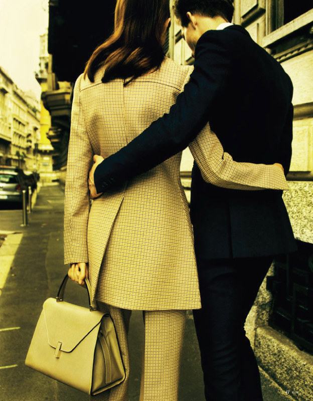 ElleUkraine07 Nikolay Biryukov Photographs a Love Story for Elle Ukraine September 2012