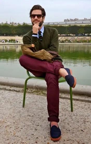 moda hombre verano