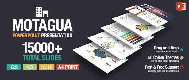 Motagua - Multipurpose Keynote Template 11