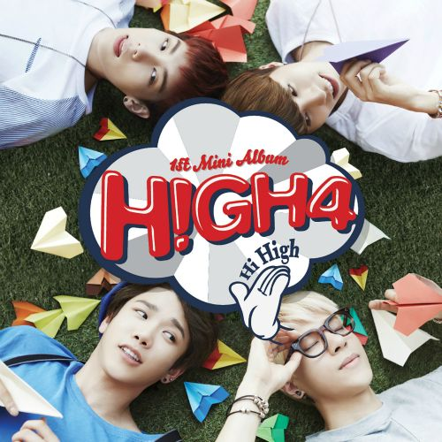 [Mini Album] HIGH4    HI HIGH [1st Mini Album] (MP3)