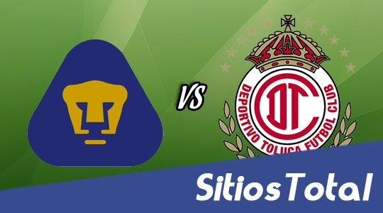 Pumas vs Toluca en Vivo - Copa MX