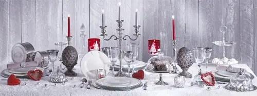 Maisons du Monde_propuestas decoración mesas de navidad