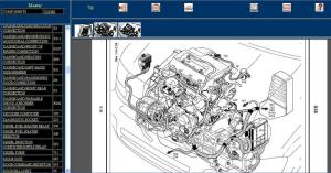 Renault Wiring Diagram,Avantime,clio,espace,kangoo,laguna