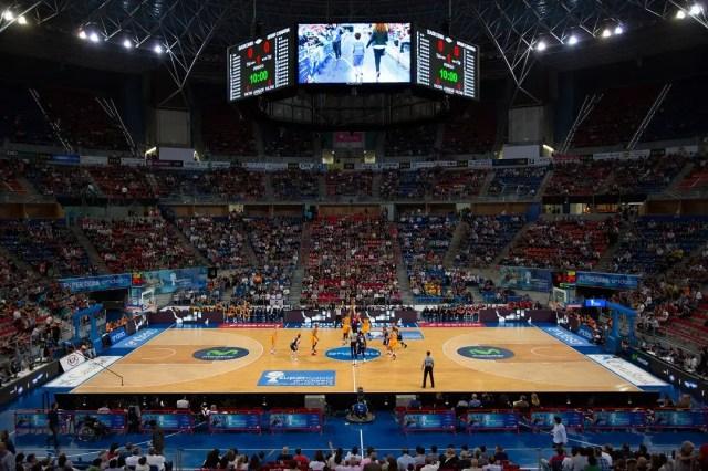 Buena Arena, Vitoria, 2016-09-23