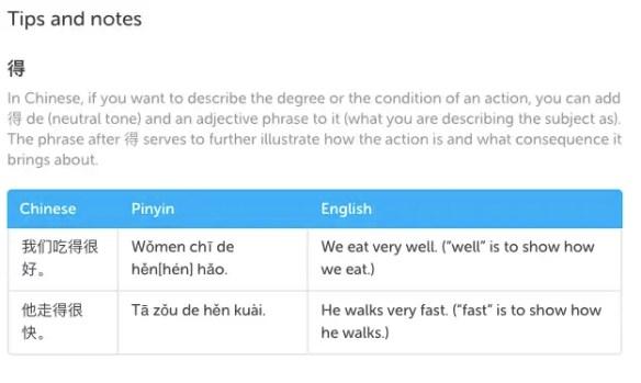 Duolingo doesn't teacher grammar very well