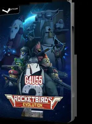 [PC] Rocketbirds 2 Evolution - Update 1.02 incl. DLC (2017) - SUB ITA