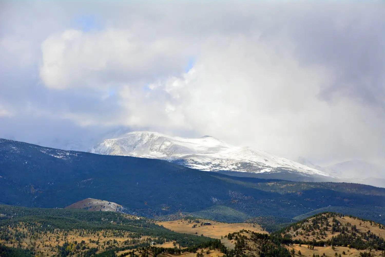Mount Audubon. Copyright: Greg Joder.