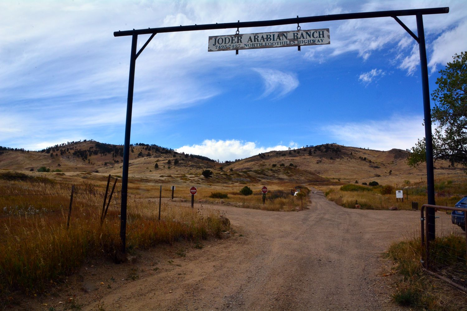 Joder Ranch Open Space. Copyright: Greg Joder.