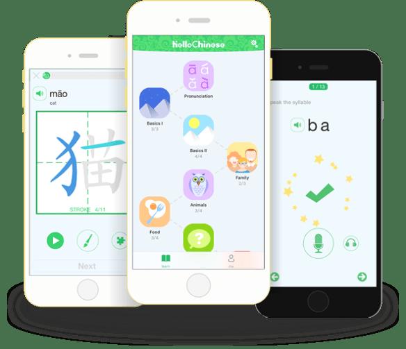 Hello Chinese App