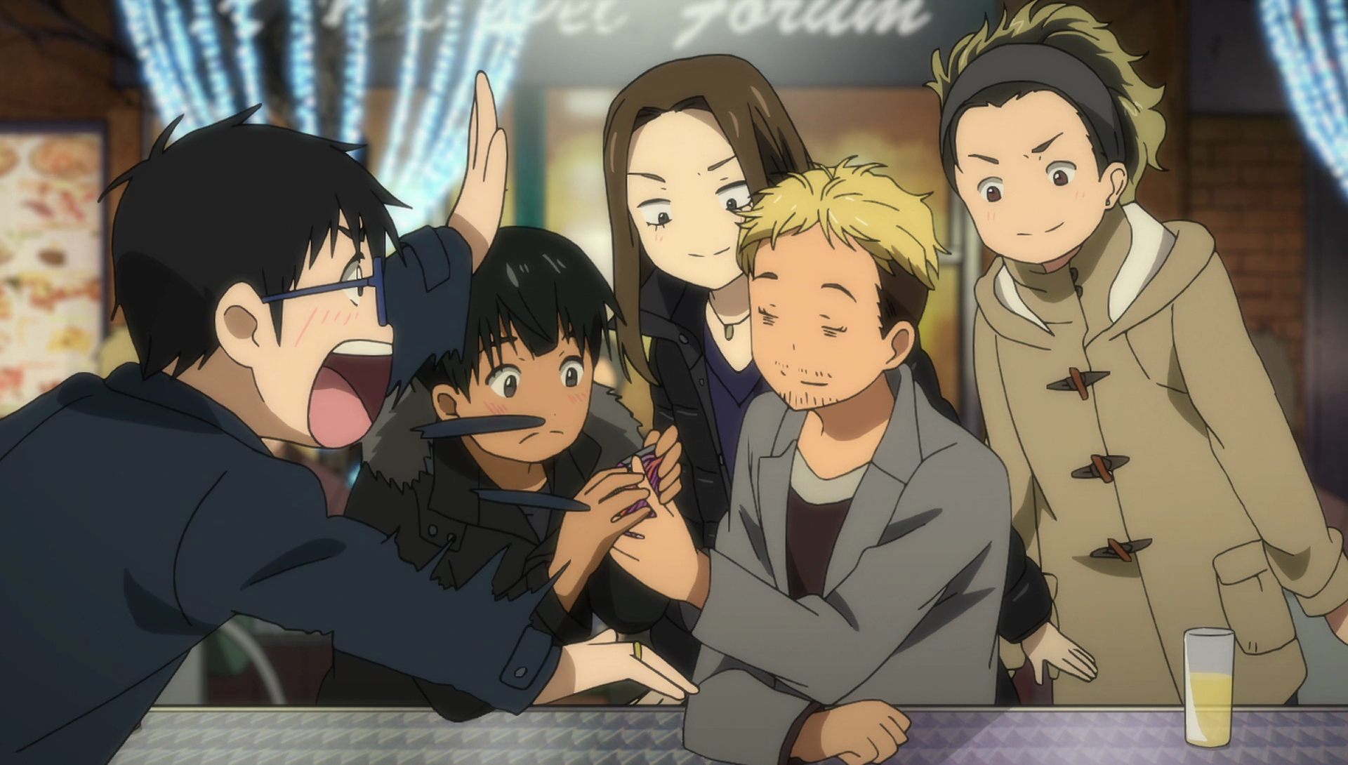 Talking about social media, this season's Yuri!!! on Ice heavily features Instagram <3