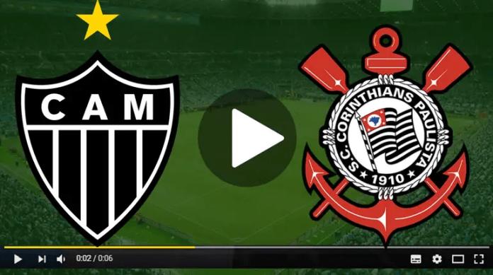 Assistir Atlético-MG - Corinthians ao vivo online