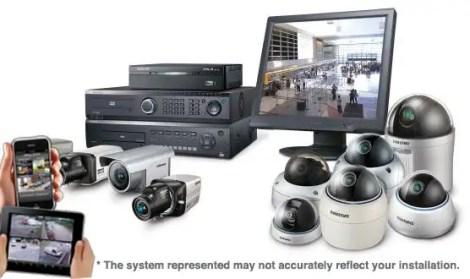 , Security Cameras