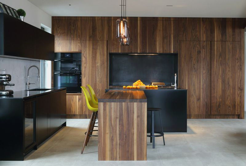 Modern ombiaiinterijeri for Armoire de cuisine verdun