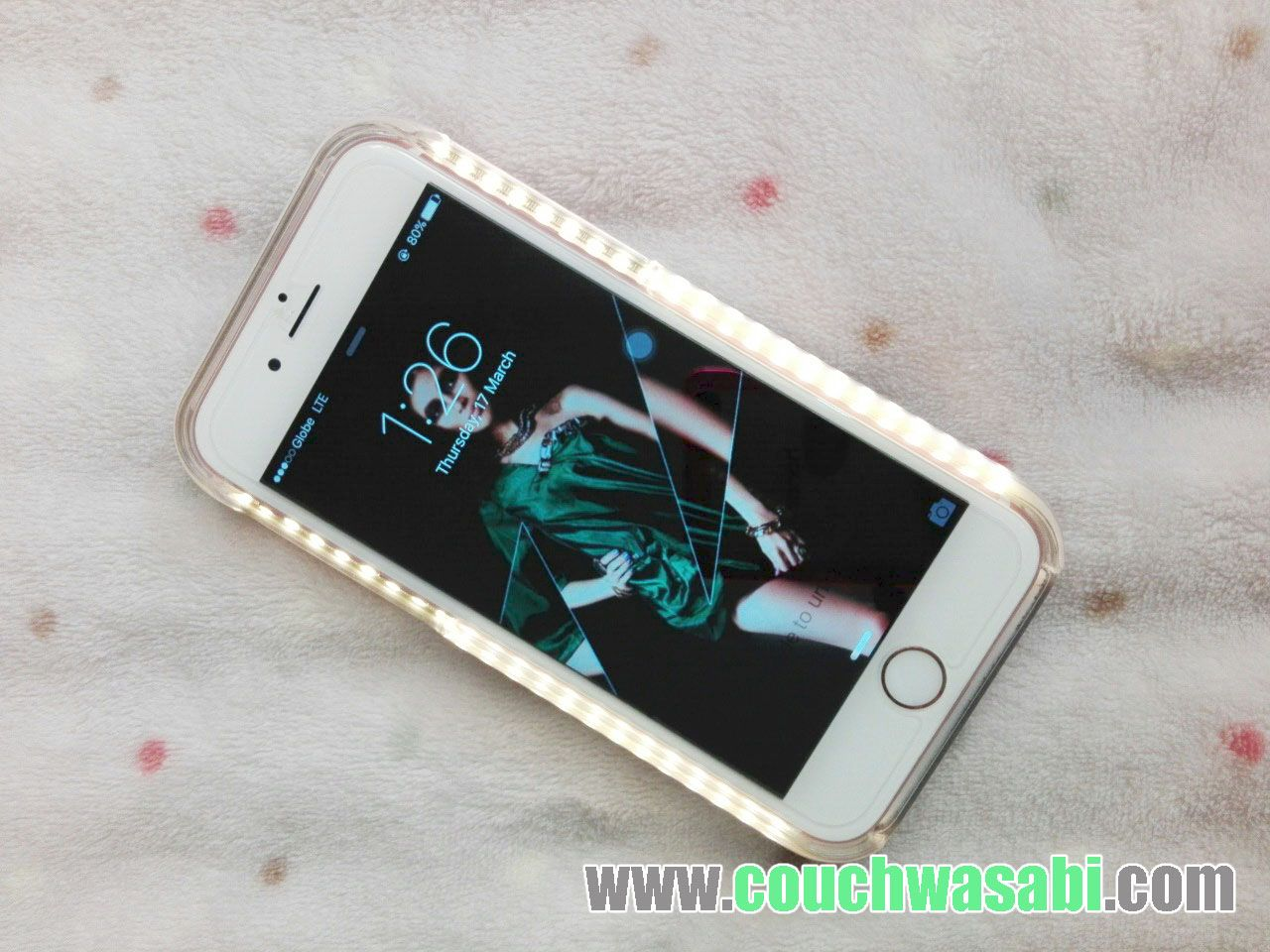 buy popular d2533 e0838 Product Review: Lumee iPhone LED Case – Couchwasabi | Asian Beauty ...