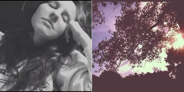 Sleeping/Sky