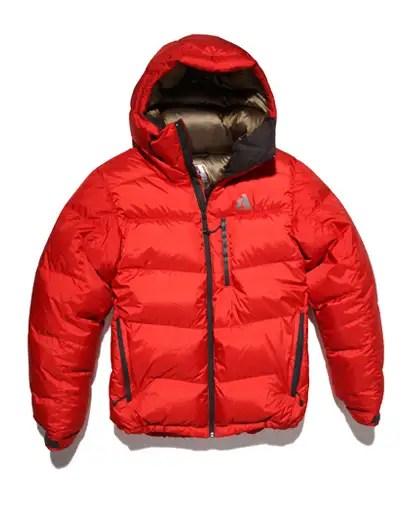 casaca roja