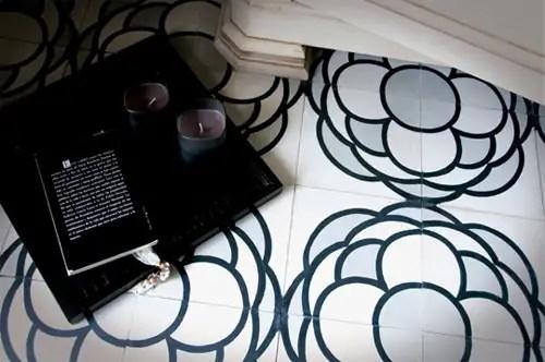 Entic Design, baldosa Hidráulica
