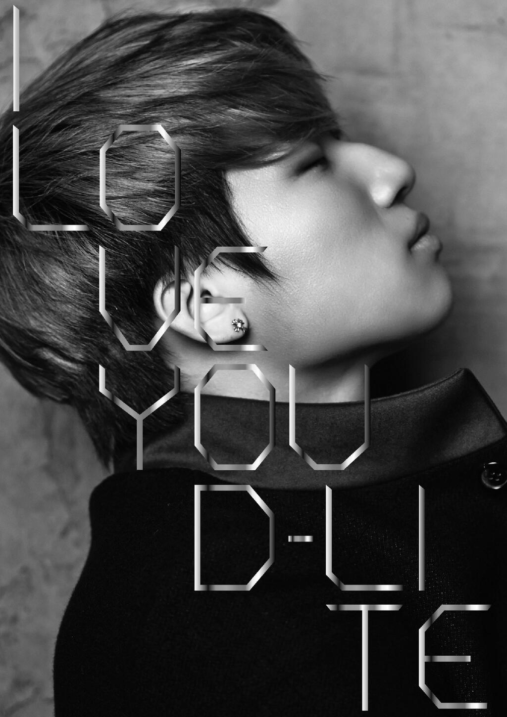 [Single] D-LITE (Daesung) - I Love You [Japanese] (MP3)
