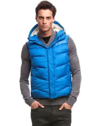 armani exchange vest