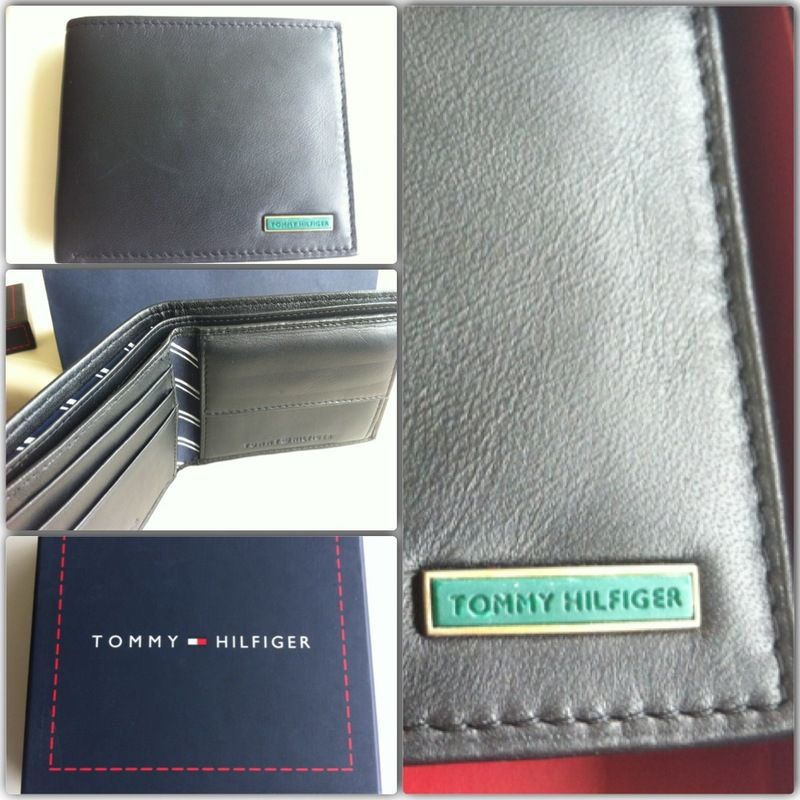 billetera tommy hilfiger