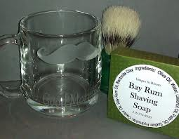 Here is a photo of the blastmaster mugs we are pairing to create a shave kit.