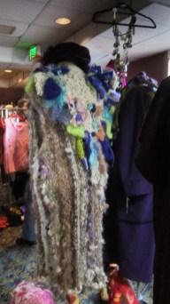 Amazing Alpaca and other fiber dress