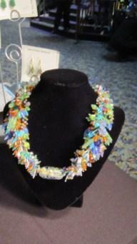 Beadweaving Necklace
