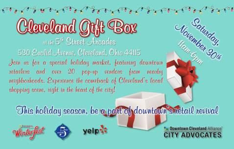 cleveland gift box
