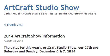artcraft announc2014