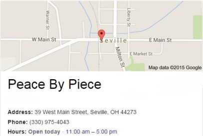piecemap