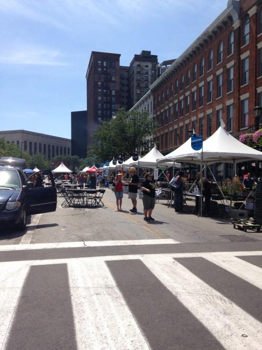 Warehouse District Street Fair