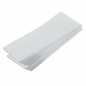 strips for liquid wax