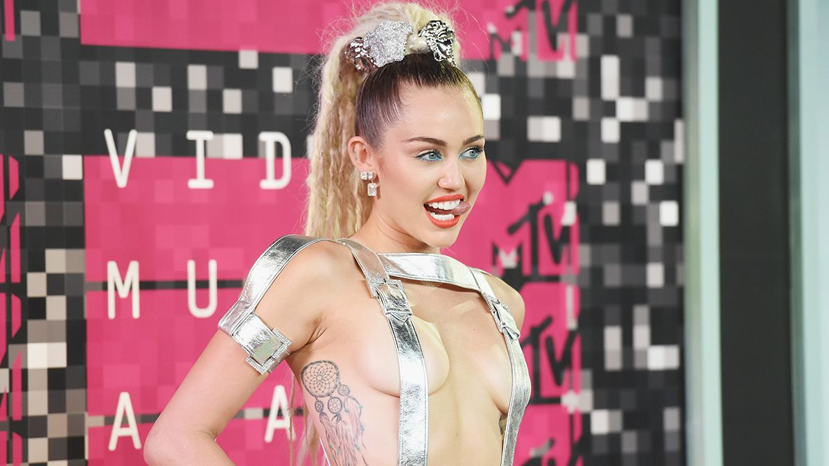 We39ve Already Seen Miley Cyrus39 Butt And The VMAs Haven39t
