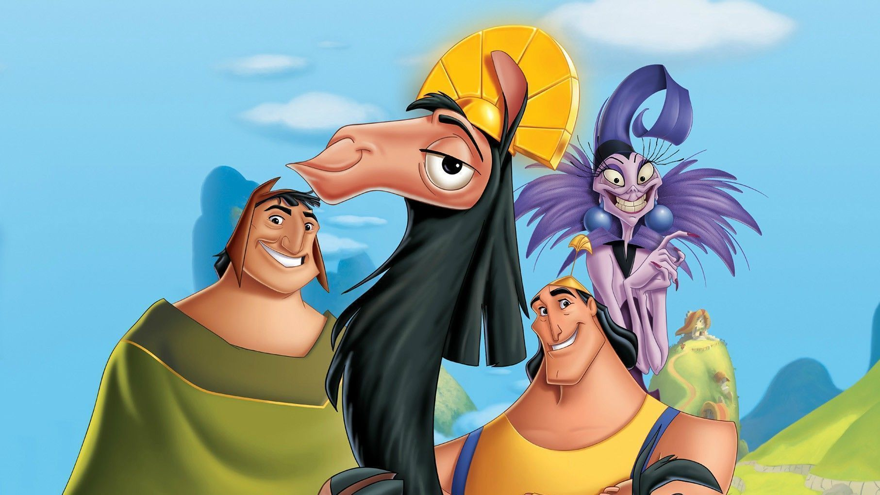 Image result for the emperor's new groove