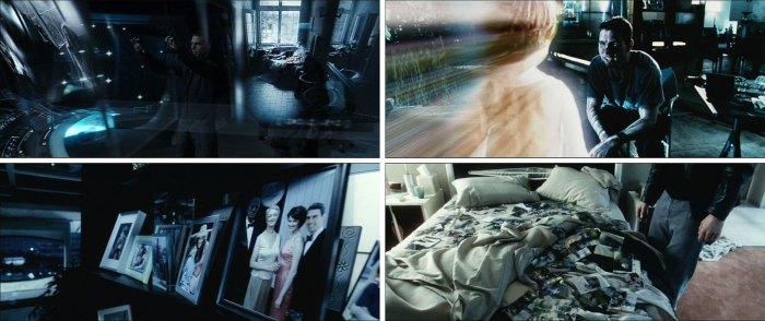 2. Steven Spielberg, Minority Report (2002), photograms.