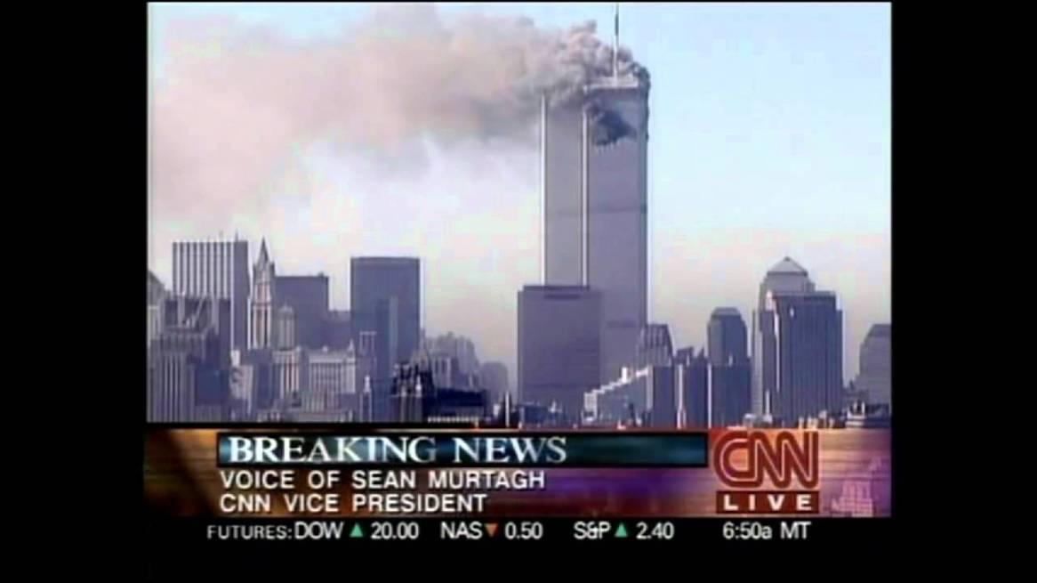 CNN, 11 septembre 2001.