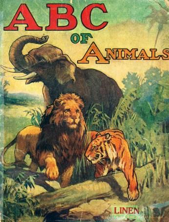 ABC of Animals, 1913.