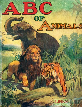 ABC of Animals, 1913.