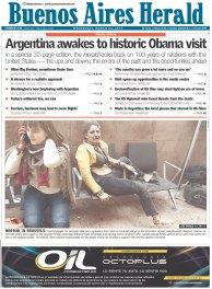 Argentine, Buenos Aires Herald