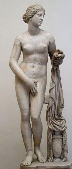 Vénus de Cnide, Palais Altemps.