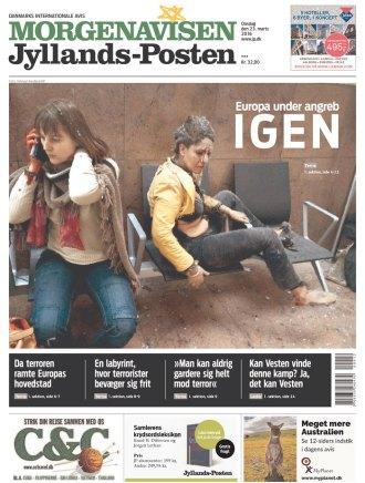 Danemark, Morgenavisen Jyllands-Posten